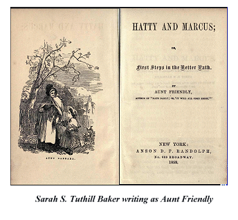 Book: Baker as Aunt Friendly