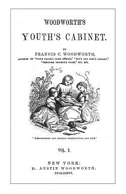 Woodworth's Youth's Cabinet